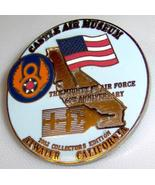 Castle Air Museum Atwater Ca. 8th Air Force 2002 Pin - $6.49