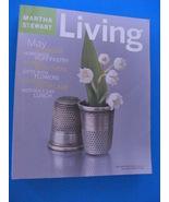 Magazine Martha Stewart Living May 2002 - $4.95