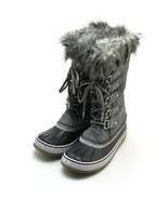 Sorel Joan of Arctic NL 2429-052 Leather Waterproof Boots New! - $139.99