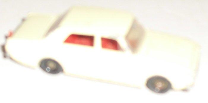 Vtg LESNEY Matchbox no 45 FORD CORSAIR Car