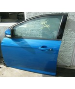 2014 FORD FOCUS Exterior Interior LH Drivers Front Door Assembly Complet... - $514.45