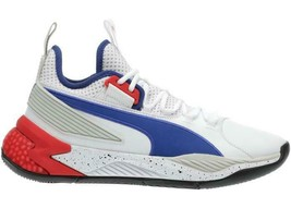 Mens Puma Uproar Palace Guard Puma White Surf The Web Blue 192776-01 - $94.99