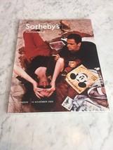 Sothebys London Photographs 14 November 2006 Auction Catalog Mapplethorp... - $24.18