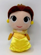 """Funko Disney Cutest Plushies Beauty and the Beast Princess Belle 7"""" Plus... - $14.00"""
