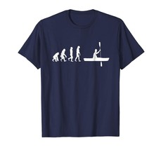 Dog Fashion - Evolution Of Kayaking Shirt Canoeing Kayak Gift TShirt Men - €18,47 EUR+