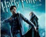 DVD - Harry Potter and the Half-Blood Prince (Blu-ray) 2-DVD