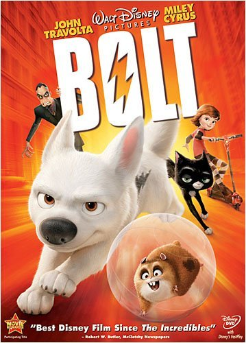 Disney Bolt (DVD, 2009)
