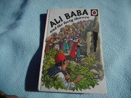 1975  Ladybird Book Ali Baba And The Forty Thieves series 740 - $7.94