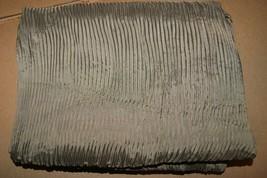 Simply Vera Wang Linear Plaid Crinkle Euro Sham - $19.00