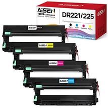 AISEN Compatible Drum Unit Replacement for Brother DR221 DR221CL DR-221CL Drum U