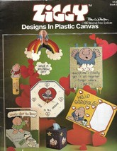 Ziggy Designs in Plastic Canvas 1982 Paragon Book #2006 Bookmark Frame M... - $6.92