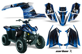 ATV Graphics Kit Decal Sticker Wrap For Polaris Scrambler 2010-2012 CARB... - $168.25
