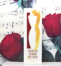 Pour Une Femme De Caron Edp Spray 1.0 Fl. Oz. Nwb - $59.99