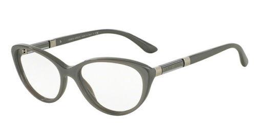 Giorgio Armani Lens Eyeglasses AR7061 5338 Top Grey Pearl Frames 54MM Rx-ABLE