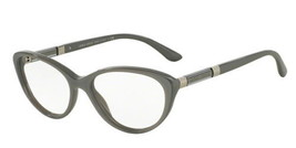 Giorgio Armani Lens Eyeglasses AR7061 5338 Top Grey Pearl Frames 54MM Rx... - $71.27