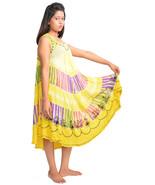 Wevez Kerala Style Summer Mix Designs and Colors Sun Dress 10 Pcs - $54.88