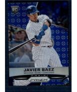 2015 Panini Prizm Rookies Blue Baseball Prizms #172 Javier Baez NM-MT  I... - $14.84