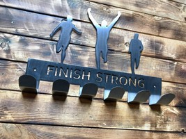 Finish Strong Steel Medal Display Hanger - $39.99+