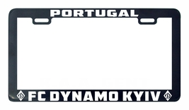 FC Dinamo Kyiv Ukraine soccer futbol license plate frame holder tag - $7.99
