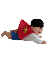 Princess Paradise Baby Boys' Superman Diaper Cover Set, Red, 0/3 Months - $54.25