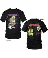 New METALLICA HARVESTER OF SORROW  LICENSED CONCERT BAND  T Shirt   - $25.99