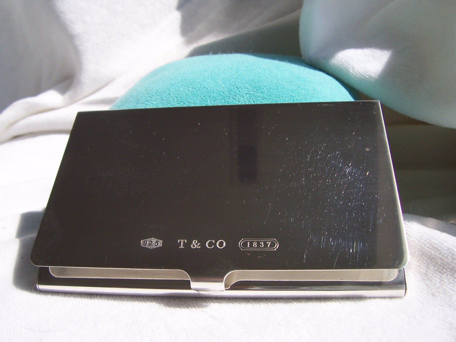 Tiffany & Co. 1837® Business Card Case!!! and 10 similar items