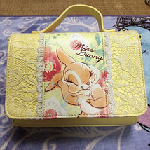 Disney Store Miss Bunny 2WAY Shoulder Bag Pochette Handbag Yellow - $58.41