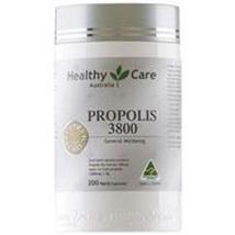 Healthy Care Ultra Premium Propolis 3800mg 200 Capsules - $144.02