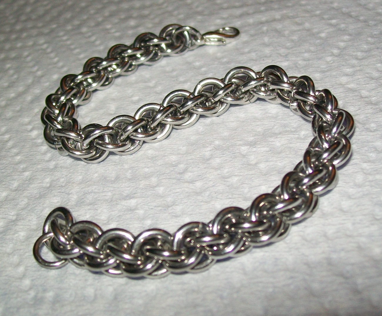 JPL Chainmaille Bracelet