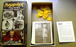 Snapshot  Vintage Game-Complete - $19.00