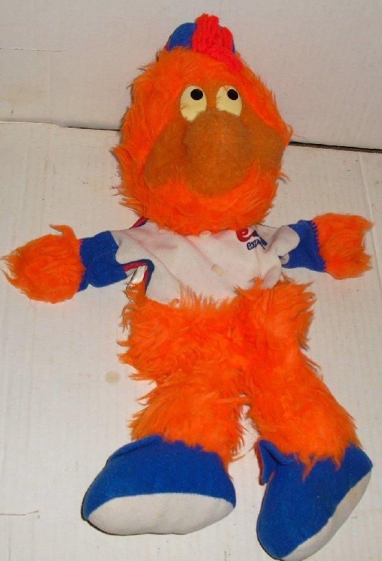 1979 MONTREAL EXPOS plush Mascot YOUPPI Puppet