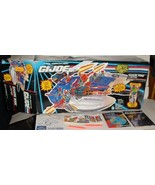 1993 GI JOE Battle Corps SHARK 9000 BOX ONLY plus - $99.99