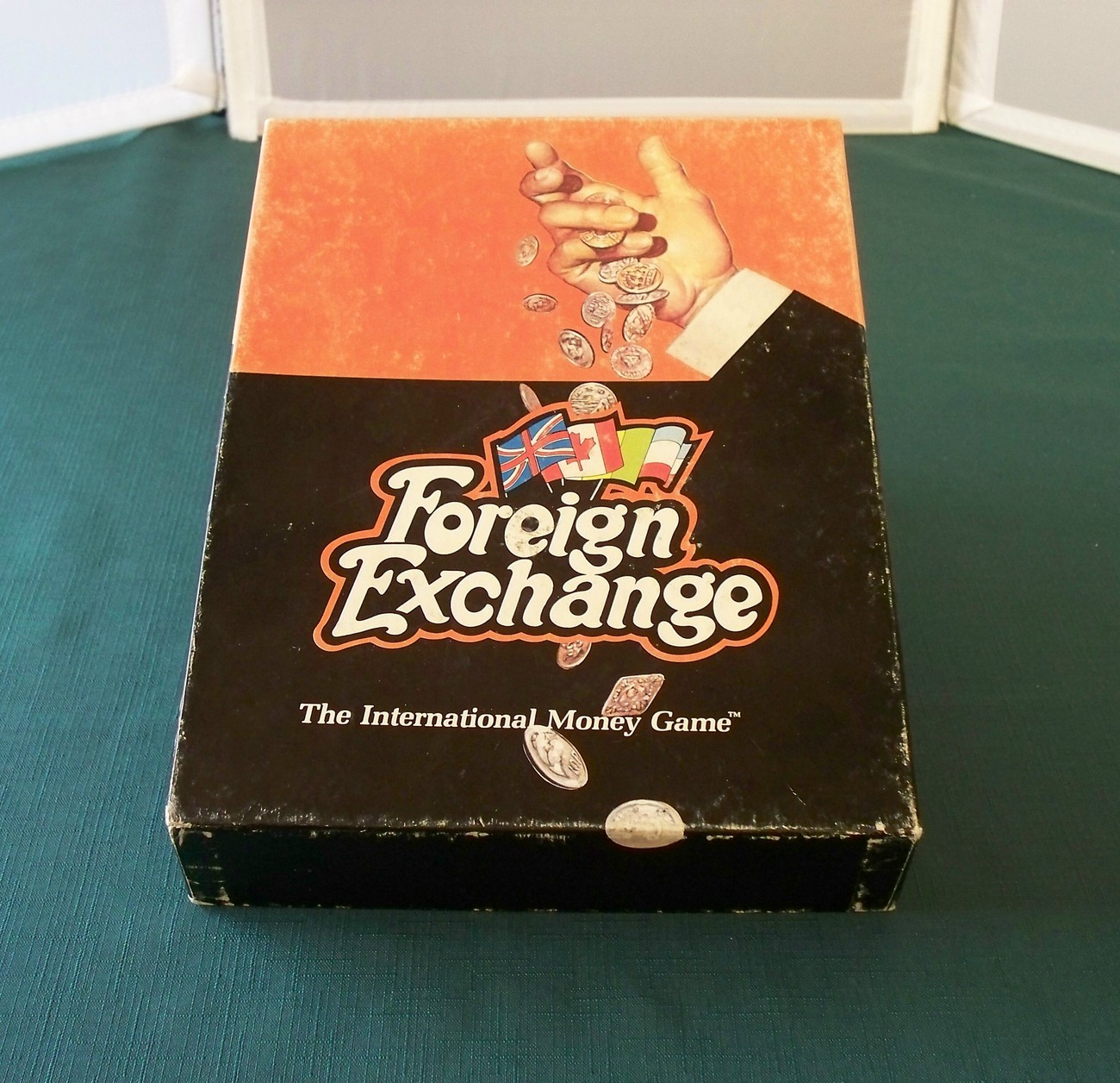 Foreign Exchange International Money Game Avalon Hill VGC