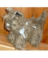 """WIZARD OF OZ Plush TOTO Cairn Terrier dog 8"""" long - $52.99"""