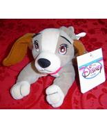 "Disney Mini Bean Bag Lady 8"" Lady and the Tramp movie plush - $10.00"