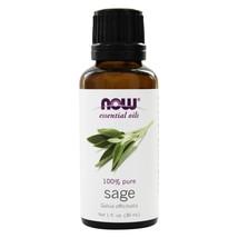NOW Foods Sage Oil, 1 Ounces - $13.49