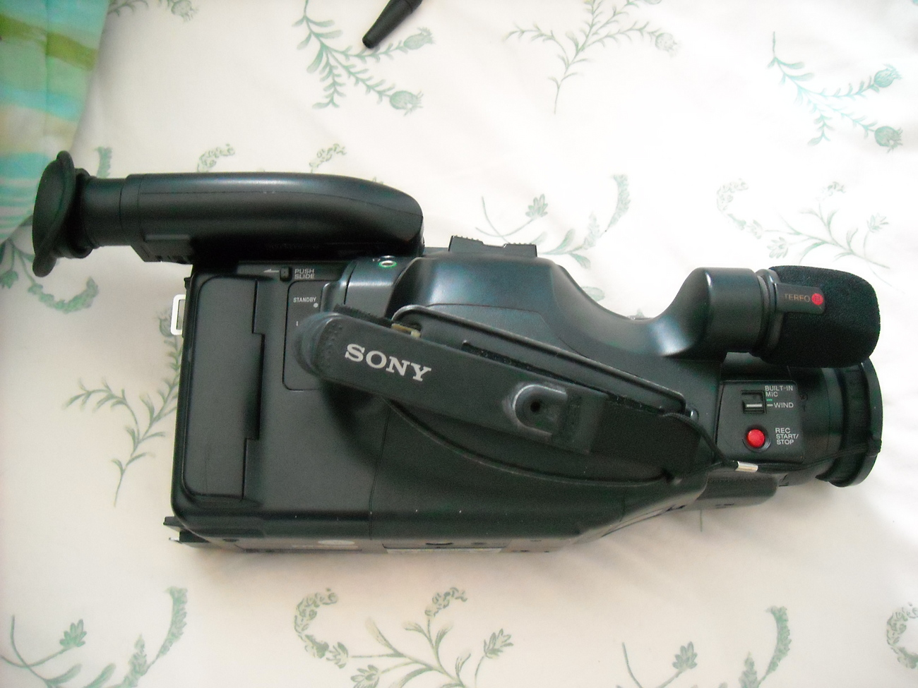 Sony Video Camera Recorder CCD-F77