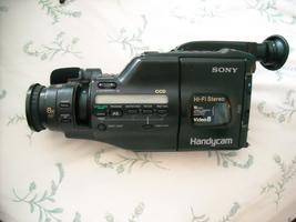 Sony video camera 1 thumb200