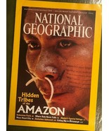 National Geographic Magazine: August 2003 (Very Good Condition) Amazon T... - $8.90