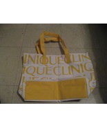 Clinique Yellow Tote Bag - $8.99