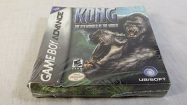 Kong: The 8th Wonder of the World (Nintendo Game Boy Advance, 2005) New ... - $9.99