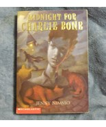 Midnight for Charlie Bone by Jenny Nimmo Softcover NICE - $2.00