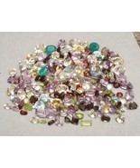 OVER 200 CARATS OF LOOSE NATURAL SEMIPRECIOUS GEM MIX - $47.99