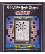 Crossword Roll Puzzle New York Times Brain Teasers 24  - $8.00