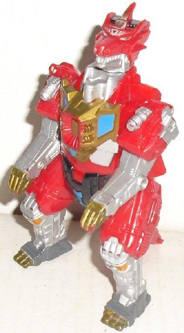 Superhuman Samurai robot action Figure 1994 Playmates