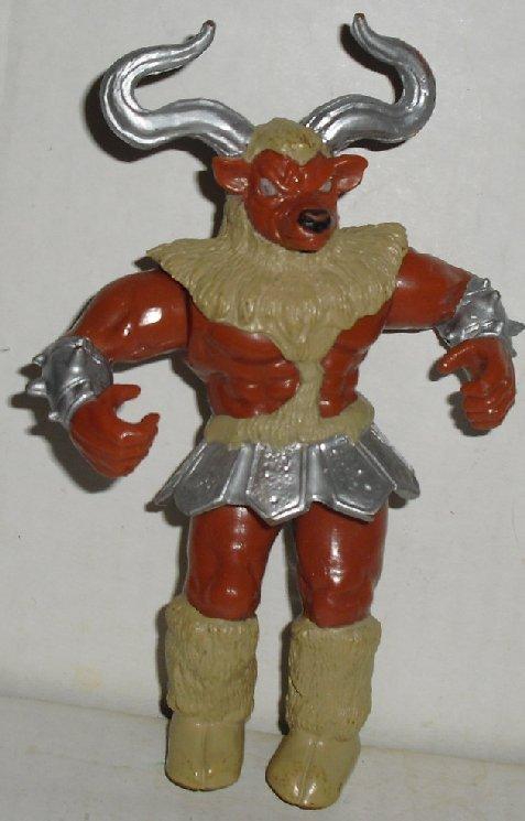 Power Rangers MINOTAUR Alien Action Figure  1994 Bandai