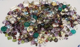 OVER 500 CTS OF LOOSE SEMIPRECIOUS NATURAL GEM MIX - $119.99