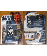 * Star Wars The Clone Wars CW13 Captain Rex wit... - $7.50