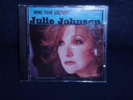 More Than Halfway [Audio CD] Julie Johnson, Larry Franklin - $5.99