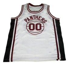 Kyle Watson #00 Panthers Above The Rim New Men Basketball Jersey White Any Size image 3
